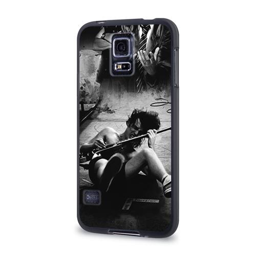 Чехол для Samsung Galaxy S5 силиконовый  Фото 03, AC/DC