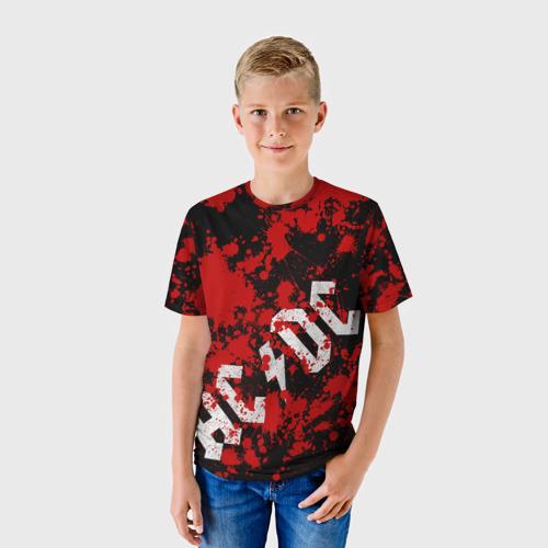 Детская футболка 3D AC/DC