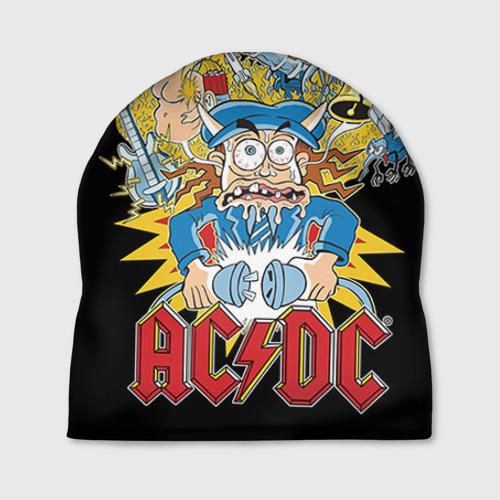Шапка 3D AC/DC от Всемайки