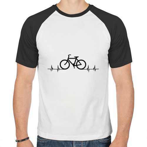Мужская футболка реглан  Фото 01, Велоспорт