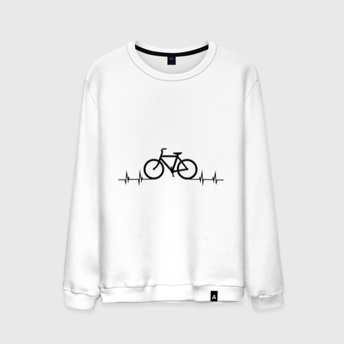 Мужской свитшот хлопок Велоспорт