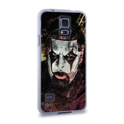 Чехол для Samsung Galaxy S5 силиконовый  Фото 02, Slipknot