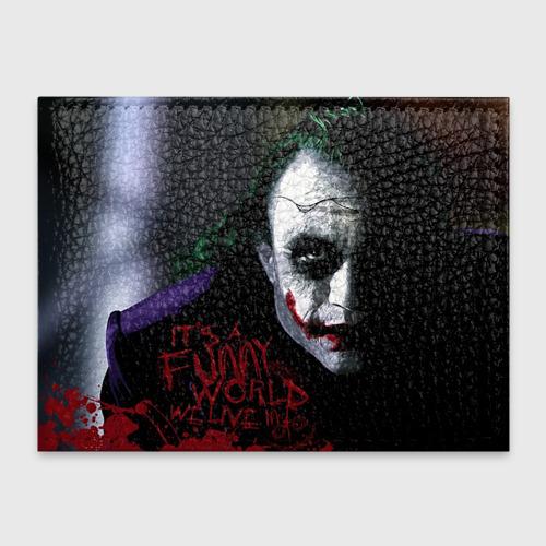 Обложка для студенческого билета  Фото 01, Джокер