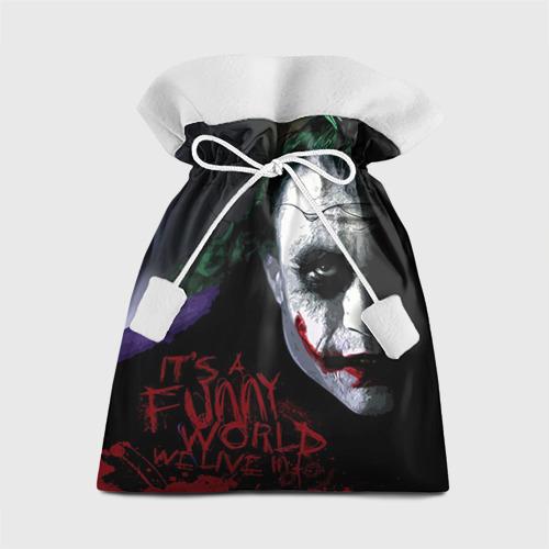 Подарочный 3D мешок Джокер