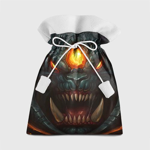 Подарочный 3D мешок Рошан