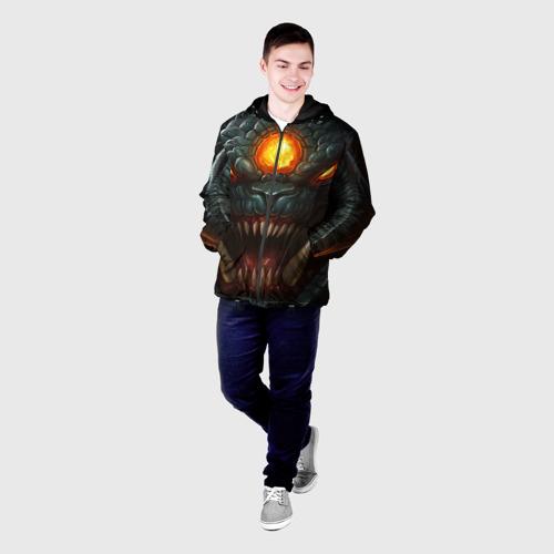 Мужская куртка 3D  Фото 03, Рошан