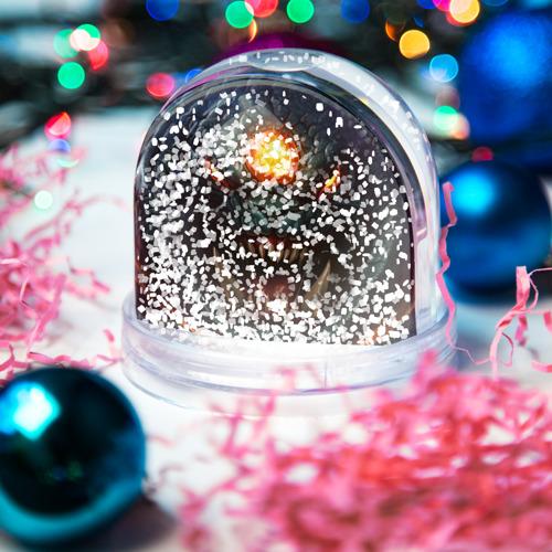 Водяной шар со снегом  Фото 04, Рошан