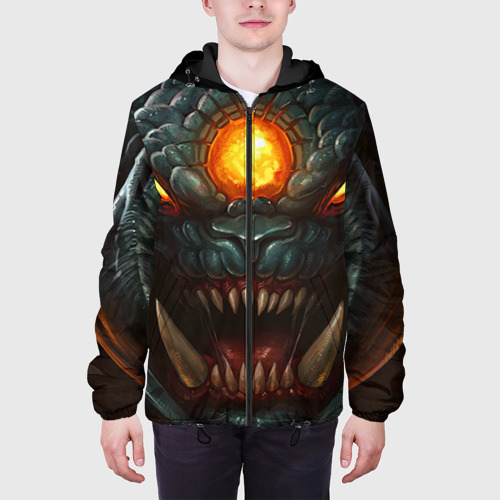 Мужская куртка 3D  Фото 04, Рошан