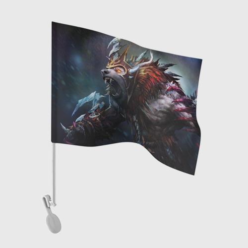 Флаг для автомобиля Урса