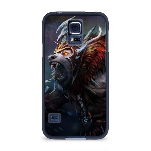 Чехол для Samsung Galaxy S5 силиконовый Урса