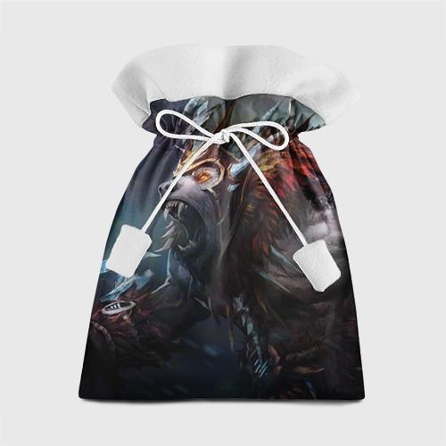 Подарочный 3D мешок Урса