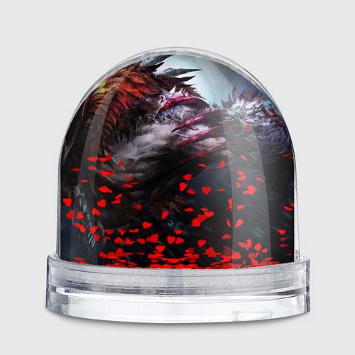 Водяной шар  Фото 02, Урса