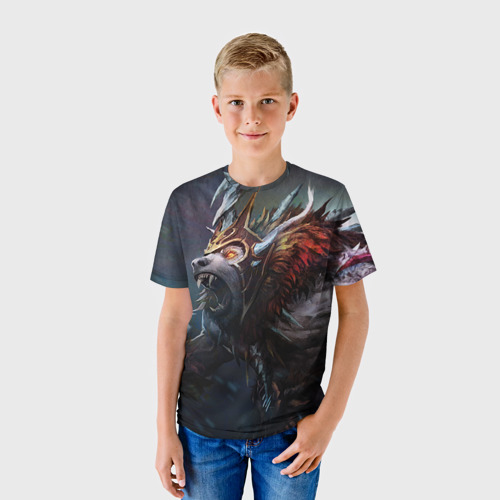 Детская футболка 3D Урса