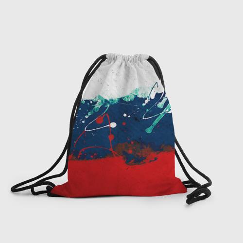 Рюкзак-мешок 3D Флаг