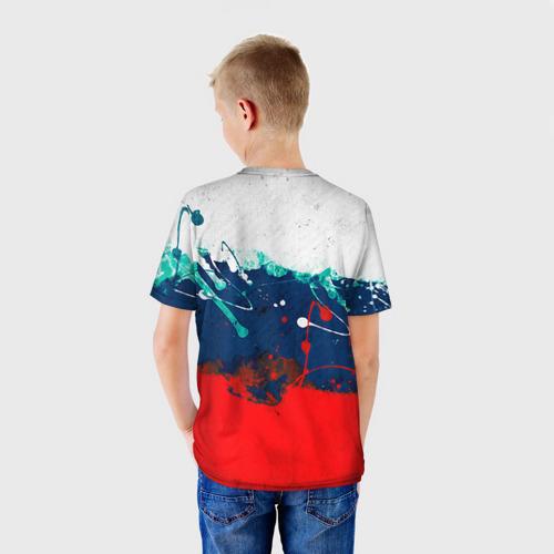 Детская футболка 3D  Фото 02, Флаг