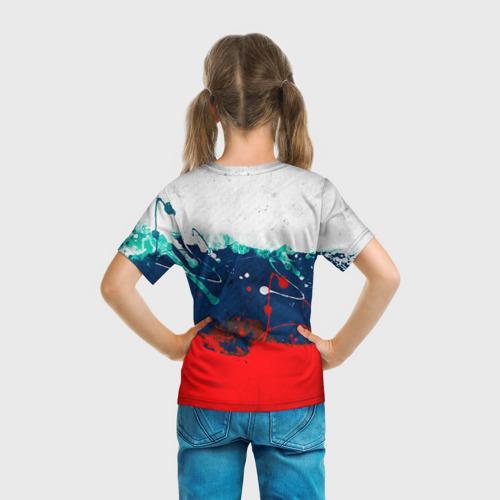 Детская футболка 3D  Фото 04, Флаг
