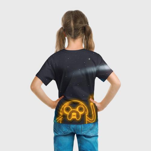 Детская футболка 3D  Фото 04, Комета