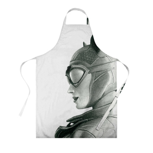 Фартук 3D Catwoman