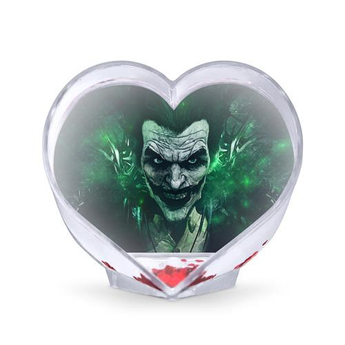 """Сувенир Сердце """"Joker"""" - 1"""
