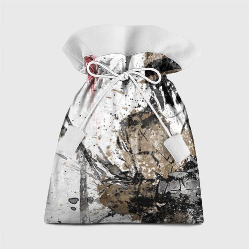Подарочный 3D мешок Роршах