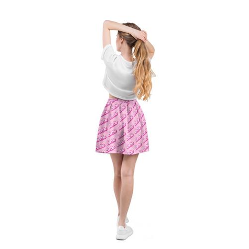 Юбка-солнце 3D  Фото 04, Barbie