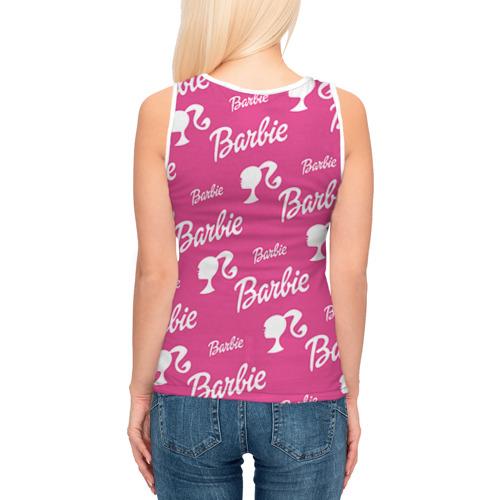 Женская майка 3D  Фото 04, Barbie
