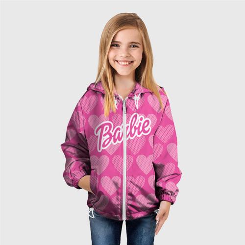 Детская ветровка 3D  Фото 04, Barbie