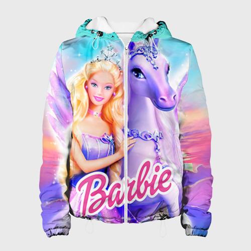 Женская куртка 3D Barbie