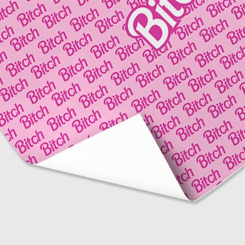 Бумага для упаковки 3D Bitch Фото 01