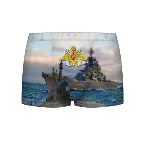 Мужские трусы 3D ВМФ от Всемайки