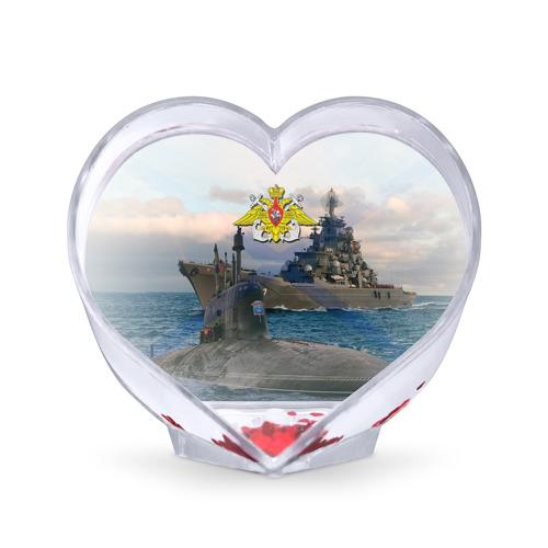 Сувенир Сердце ВМФ от Всемайки