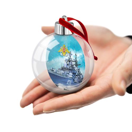 Ёлочный шар  Фото 02, ВМФ