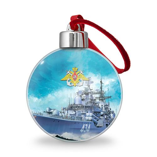 Ёлочный шар  Фото 01, ВМФ