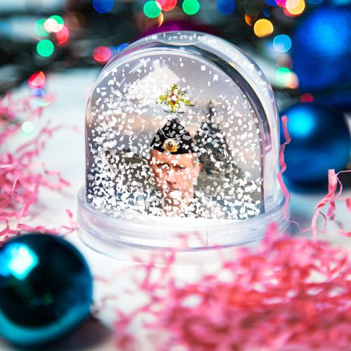 Водяной шар со снегом  Фото 04, ВМФ