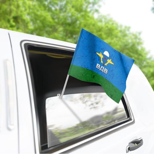 Флаг для автомобиля ВДВ Фото 01
