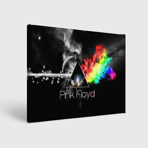 Холст прямоугольный Pink Floyd
