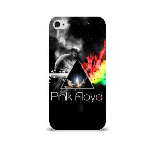 Чехол для Apple iPhone 4/4S soft-touch  Фото 01, Pink Floyd