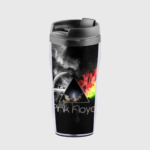 Термокружка-непроливайка Pink Floyd