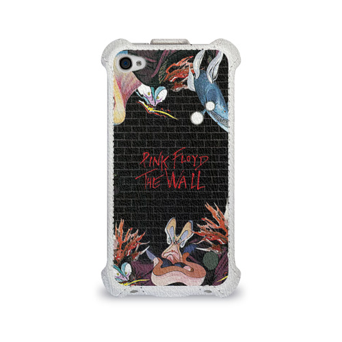 Чехол для Apple iPhone 4/4S flip  Фото 01, Pink Floyd