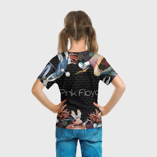 Детская футболка 3D  Фото 04, Pink Floyd