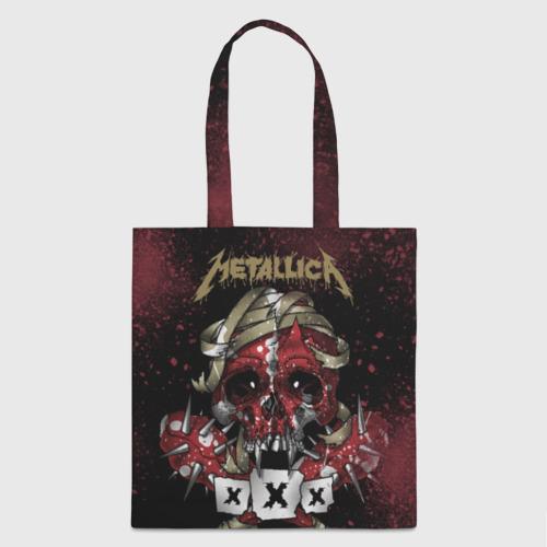 Сумка 3D повседневная Metallica Фото 01