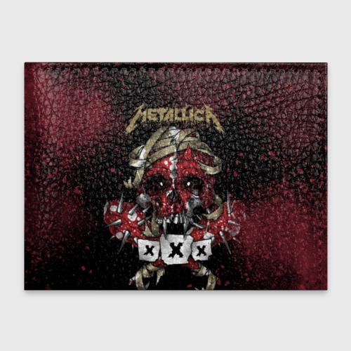 Обложка для студенческого билета  Фото 01, Metallica