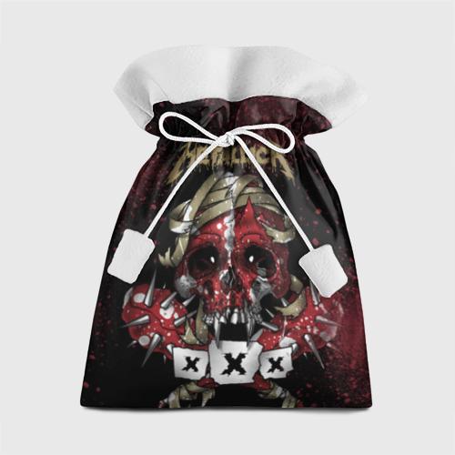 Подарочный 3D мешок Metallica