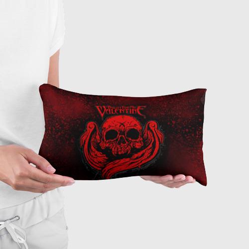 Подушка 3D антистресс  Фото 03, Bullet for my valentine