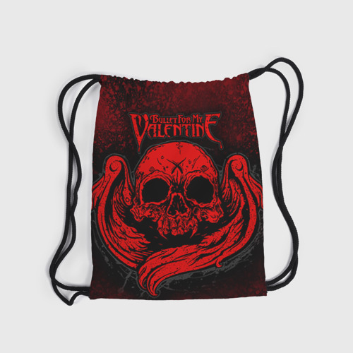 Рюкзак-мешок 3D  Фото 04, Bullet for my valentine