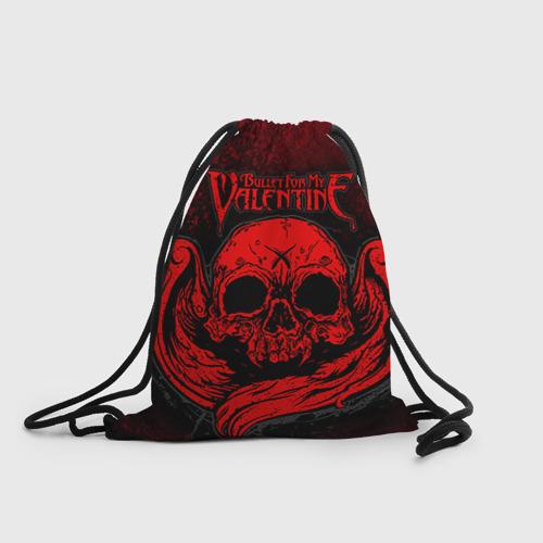 Рюкзак-мешок 3D  Фото 01, Bullet for my valentine
