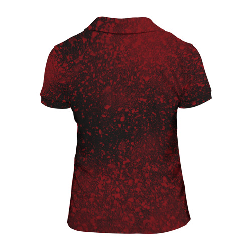 Женская рубашка поло 3D  Фото 02, Bullet for my valentine