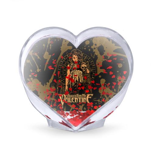 Сувенир Сердце  Фото 02, Bullet for my valentine