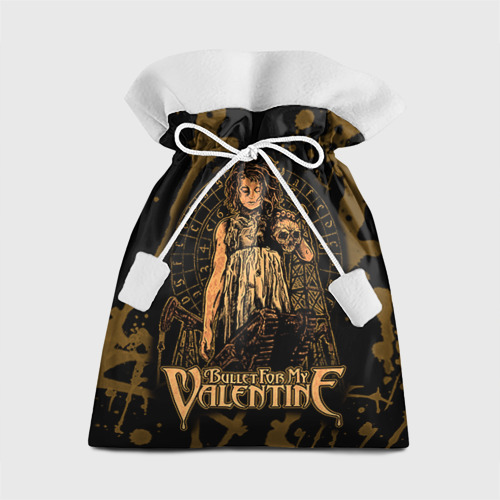 Подарочный 3D мешок Bullet for my valentine