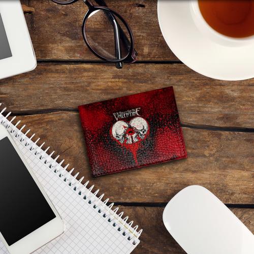 Обложка для студенческого билета  Фото 03, Bullet for my valentine